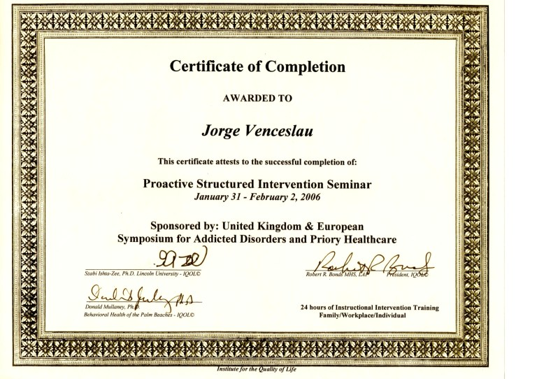 Certificado-em-Structured-Intervention.Priory-Healthcare